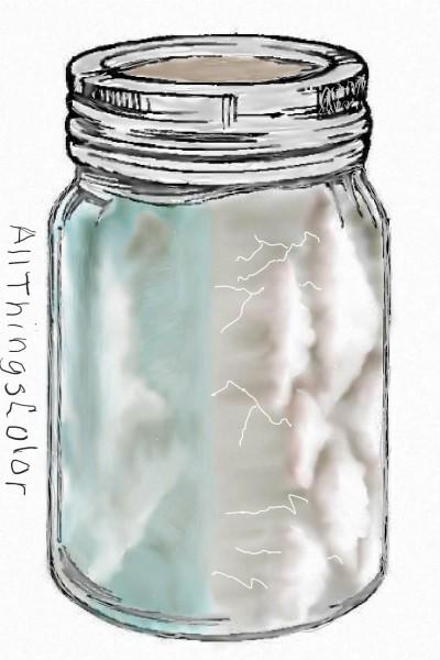 collab w/AllThingsColor | Rhonda | Digital Drawing | PENUP