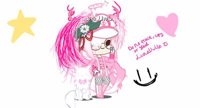MY EDIT!!!! | LunaUwUz | Digital Drawing | PENUP
