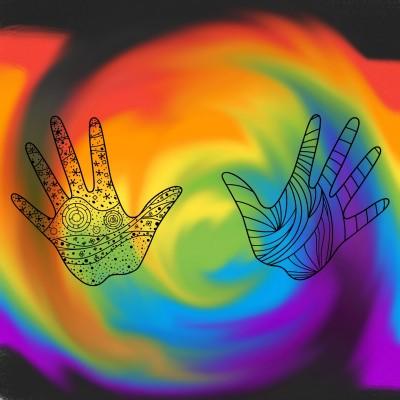 Hands | Boomer | Digital Drawing | PENUP