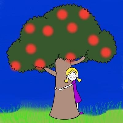 Tree hugging | Boomer | Digital Drawing | PENUP