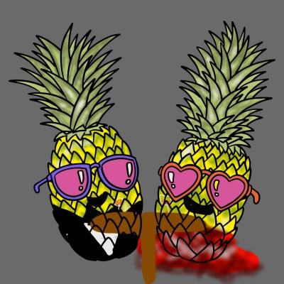 Pineapple! | H.M_ART | Digital Drawing | PENUP