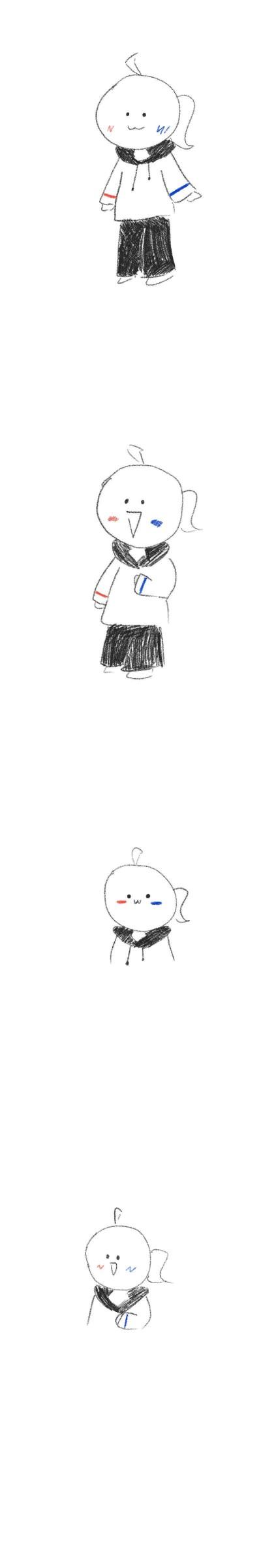 맄♡ | Milk_waffle | Digital Drawing | PENUP