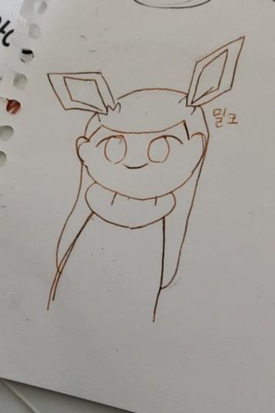 Doodle Digital Drawing | Milk_waffle | PENUP