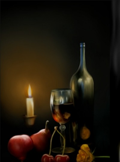 candle | thejesvi | Digital Drawing | PENUP