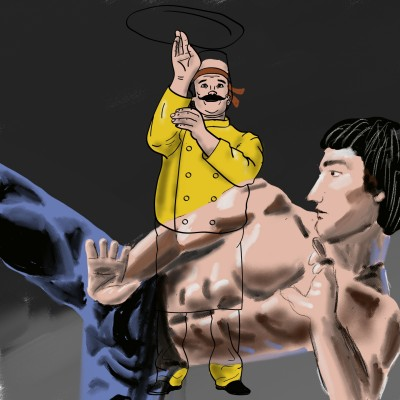 kung fu | J-O-C | Digital Drawing | PENUP