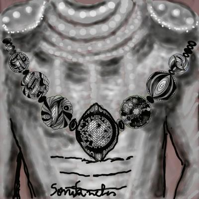 Armadura Medieval | SMS | Digital Drawing | PENUP