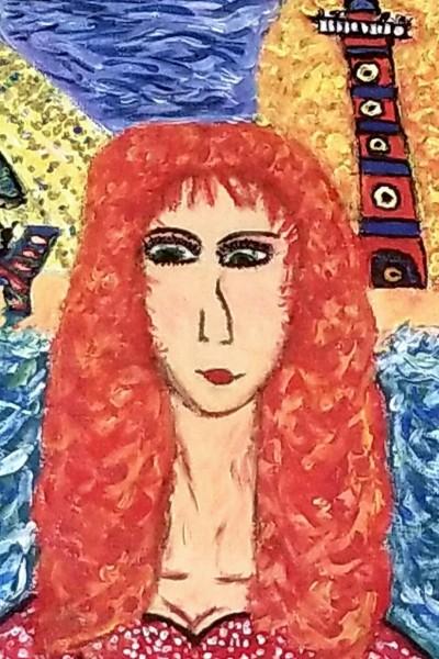 Lady on the Lake   Nessarocks09   Digital Drawing   PENUP