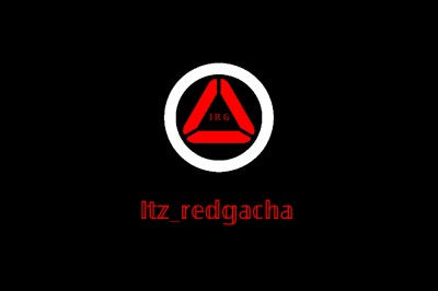 Itz_redgacha logo | BlueBunny | Digital Drawing | PENUP