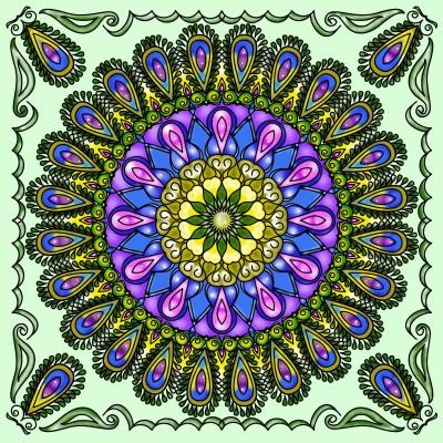 Coloring Digital Drawing   marilena   PENUP