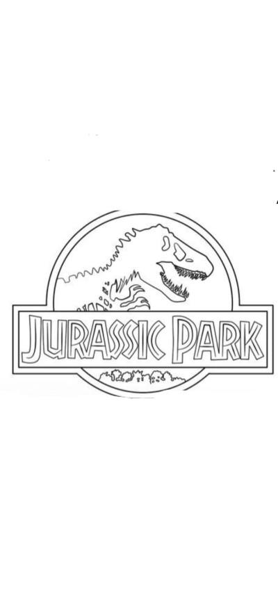 Jurasic park Colab | JurasicParkfan | Digital Drawing | PENUP