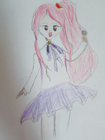 Yuna♡리퀘♡   Perry   Digital Drawing   PENUP