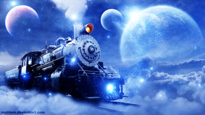 Tren genial :D   ZairaMMJ   Digital Drawing   PENUP