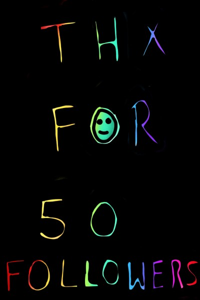 thank  you all for 50 Followers!    smesab   Digital Drawing   PENUP