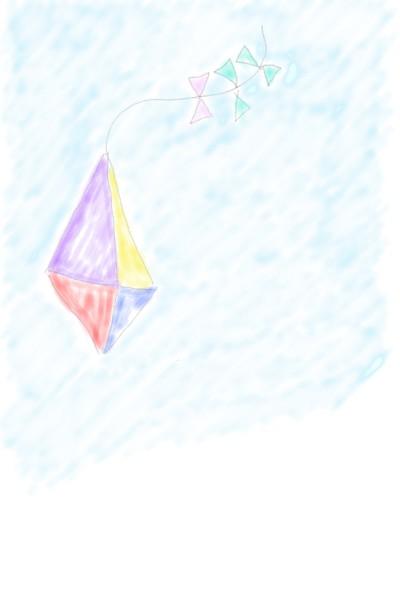 Flyaway   E.A.Ferguson   Digital Drawing   PENUP