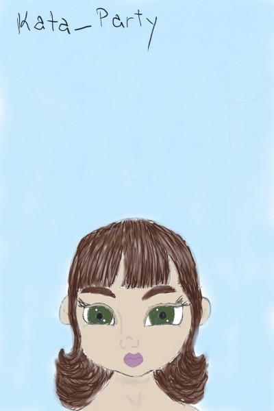 collab w/Kata_Party | Rhonda | Digital Drawing | PENUP