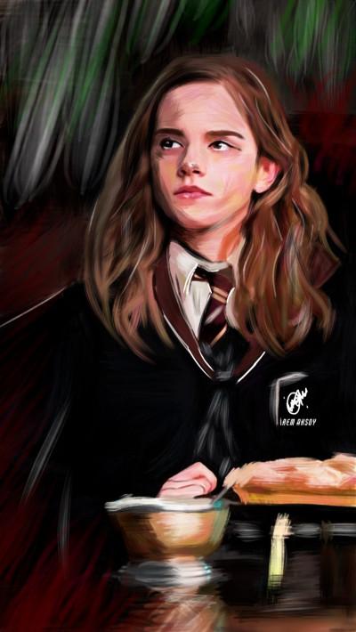 Hermione Granger⭐❤️ | IREM.Aksoy | Digital Drawing | PENUP