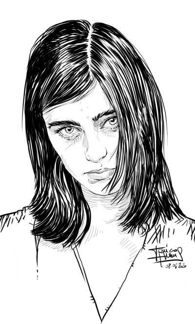 Cloe  | jericojhones | Digital Drawing | PENUP