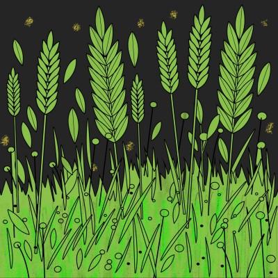 Grass | Boomer | Digital Drawing | PENUP