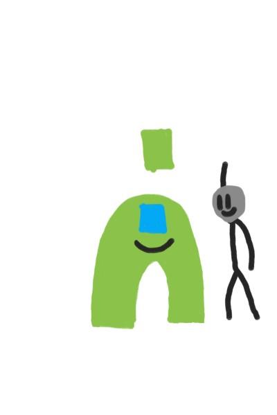 lime and henry stickman | jonathan | Digital Drawing | PENUP