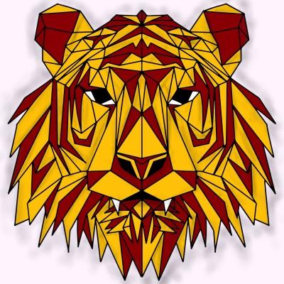 lion | O_O | Digital Drawing | PENUP