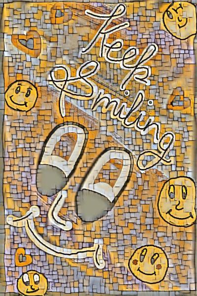 keep smiling   | bhuvi | Digital Drawing | PENUP