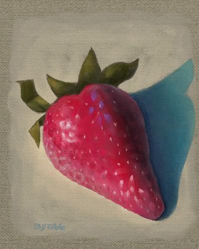 strawberry  | zak | Digital Drawing | PENUP