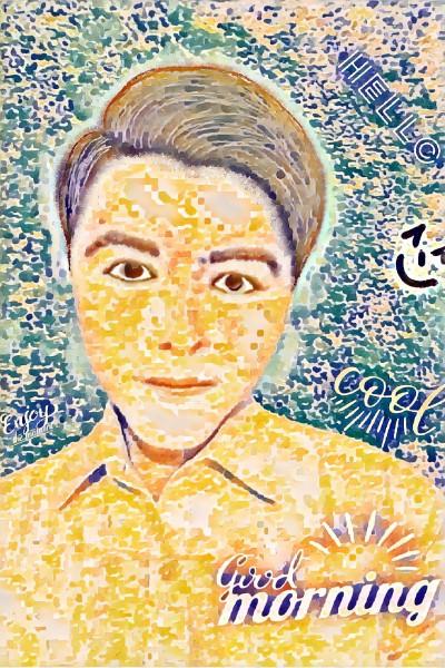 face of mine ^ _ ^   Joseph-N   Digital Drawing   PENUP