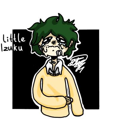 little Izuk:( | koro | Digital Drawing | PENUP
