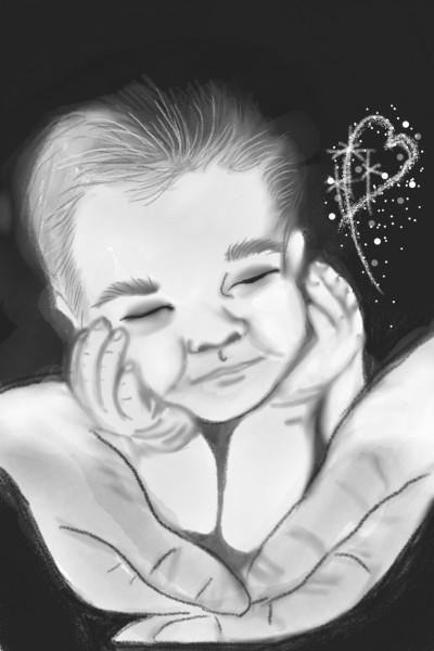 천사의 미소^^ | onelove | Digital Drawing | PENUP