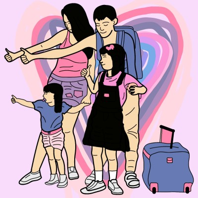 a great family | excited_dashie. | Digital Drawing | PENUP
