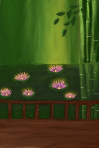 simple calm and peace | minart | Digital Drawing | PENUP
