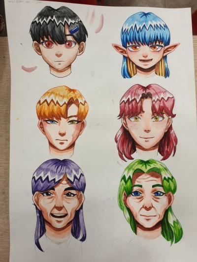 노가다아아아ㅏ   choeun1   Digital Drawing   PENUP