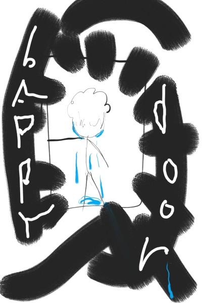 happy door | hblee42 | Digital Drawing | PENUP