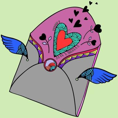 love letter   mike   Digital Drawing   PENUP