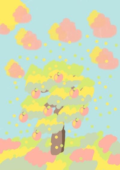 Pohon Warna gray   Oceanwong852009   Digital Drawing   PENUP
