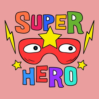 My superhero   Patty_CO   Digital Drawing   PENUP