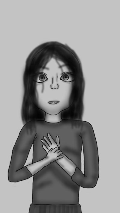 umm a depressed child  | Niki | Digital Drawing | PENUP