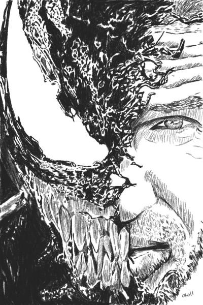 Venom  -Tom Hardy 베놈    oroll   Digital Drawing   PENUP