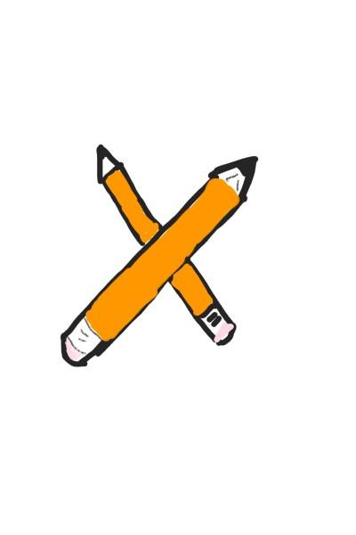 Pencils | Peopleperson | Digital Drawing | PENUP