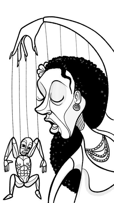 """Titiritiritiritera"" | RodrigoP. | Digital Drawing | PENUP"