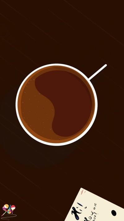 coffee repost ^^ | Unknown86 | Digital Drawing | PENUP