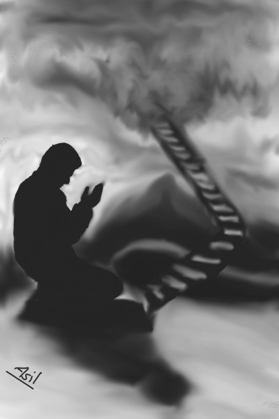 Prayer | asil-alhaj | Digital Drawing | PENUP