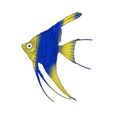 A fish | Peopleperson | Digital Drawing | PENUP