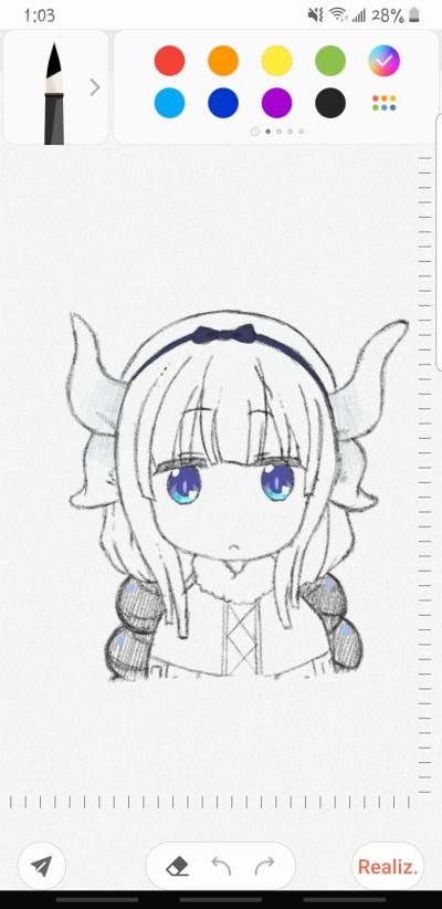 kana   Junnyperez7u7   Digital Drawing   PENUP