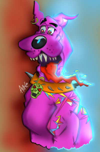 Zooby zooby doo  | ArtByChristian | Digital Drawing | PENUP