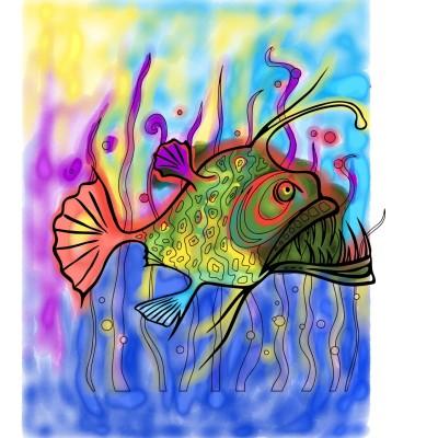 Coloring Digital Drawing | s1gn1ng1n | PENUP