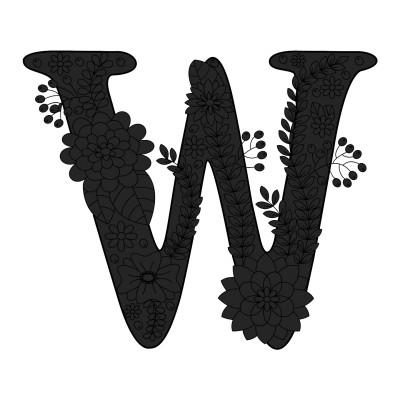 W | Peopleperson | Digital Drawing | PENUP