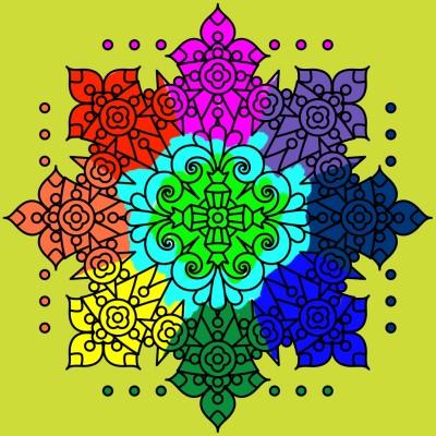 Coloring Digital Drawing   LJS   PENUP