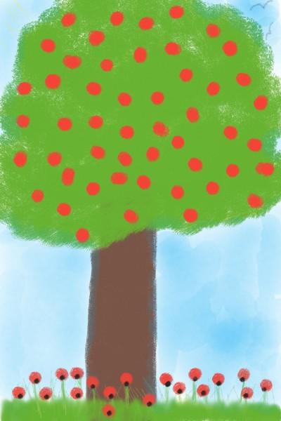 the tree | ali | Digital Drawing | PENUP