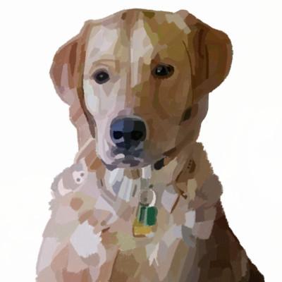 My Dog Duke | MissyJ | Digital Drawing | PENUP